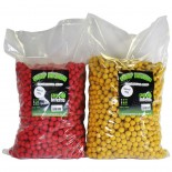 CARP INFERNO BOILIES NATURAL 10 KG 20 MM